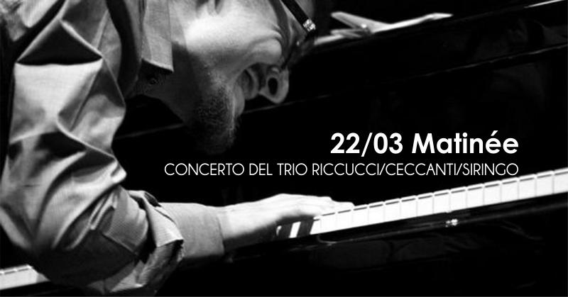 Trio Riccucci/Ceccanti/Siringo in concerto