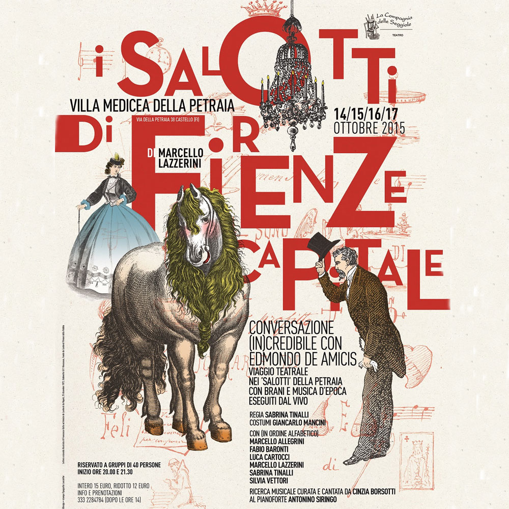 I SALOTTI DI FIRENZE CAPITALE – 14/15 /16/17 October 2015